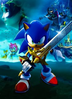 Sonic The Hedgehog 4, Anime Lips, Baddies, Nails, Fictional Characters, Art, Videogames, Finger Nails, Art Background