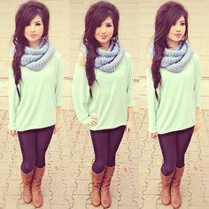 fashionoverhype:  instagram: kimberlyx3you tumblr: kimberlyx3you.tumblr.com