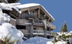 13 Best Le K2 Chalets Images House Design Ski Chalet
