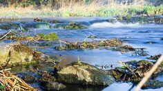 """6 Sekunden  Belichtungszeit. Und das Wasser """"fließt"""" wirklich. Videos, River, Outdoor, Pictures, Shutter Speed, Water, Outdoors, Outdoor Games, The Great Outdoors"""