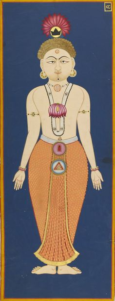 The Chakras of the Subtle Body