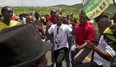 Publicity stunt meets thuggery: The DA's non-storming of Zuma's Bastille