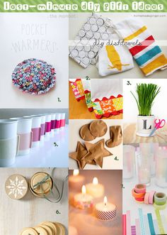 Last-minute DIY Christmas gift ideas that you can afford! | TheMombot.com