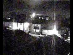 Disso Voce Sabia?: Luz misteriosa é filmada por câmera de circuito fechado no Reino Unido
