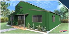 Three Bedroom KiwiBarn | KiwiSpanNZ