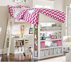 Teenage Girl Room Ideas | PBteen