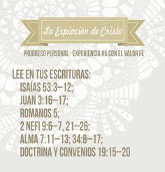 """A continuación encontrarán """"códigos QR"""" que aumentarán nuestra comprensión de la Expiación de Jesucristo. Si tienen un smart phone pueden scannear los códigos utilizando un QR scanner."""