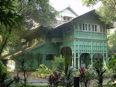 Rudyard Kipling House. Officials in Mumbai plan to turn the birthplace of Rudyard Kipling into a museum honoring the author of The Jungle Book and other tales of colonial life. While India has long had a problematic relationship with the writer--who penned the poem The White Man's Burden--the museum hopes to credit Kipling as a literary ambassador of Indian life, with the caveat that his pro-colonial stance was a product of his turn-of-the-century ideals.