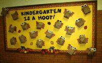 Love this idea for a bulletin board!