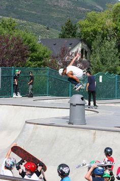Skate park, 1400 Sullivan Rd.