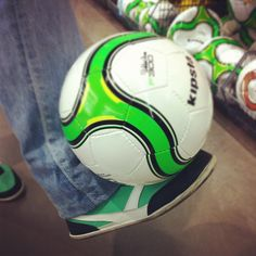 Fútbol Kipsta  on.fb.me/RwoSHS