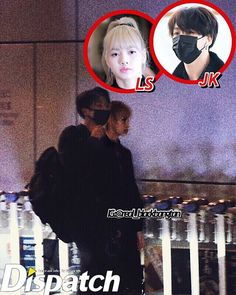 Jungkook from BTS and Lisa from BLACKPINK at Incheon Airport. Until the entertainments have confirmed… George Washington Pictures, Nct Group, Kpop Couples, Blackpink And Bts, Drive Me Crazy, Kawaii Chibi, Blackpink Lisa, Incheon, Foto Bts
