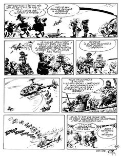 Idées noires (tome 1), Franquin   Les Lectures de Cachou