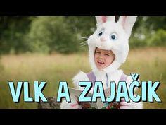 The Wolf and the Little Bunny (fairy tale) Itunes, Fairy Tales, Wolf, Bunny, Youtube, Outdoor, Outdoors, Cute Bunny, Fairytail