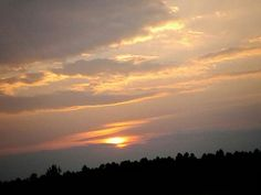Beautiful sunsets!! By Tina McLawhorn.
