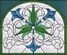 Free Stained Glass Pattern Archive