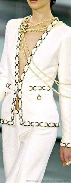 Chanel ~Latest Luxurious Women's Fashion - Haute Couture - dresses, jackets. bags, jewellery, shoes etc
