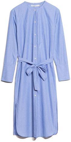 Wear Now, Wear Later | & Other Stories Poplin Striped Shirt Dress