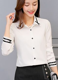 Buy Blouses, Online Shop, Women's Fashion Blouses for Sale Hijab Fashion, Fashion Outfits, Womens Fashion, Corporate Uniforms, Colorful Rangoli Designs, The Perfect Girl, Stylish Shirts, Church Outfits, Blouse Styles