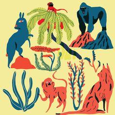 Illustrator Spotlight: Mari Kanstad Johnsen - BOOOOOOOM! - CREATE * INSPIRE * COMMUNITY * ART * DESIGN * MUSIC * FILM * PHOTO * PROJECTS