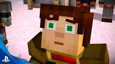Minecraft: Story Mode - Episode 7: 'Access Denied' Trailer | PS4 ...