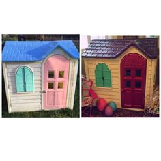 Little Tikes Country Cottage Makeover