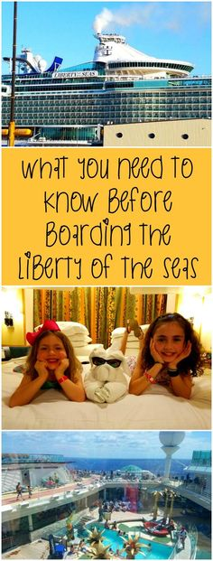 There is so much to know before you board the Liberty of the Seas. Read these very helpful tips.