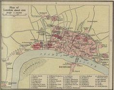 London 1300.