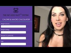 Free Lite Calculator for calories and macros during Intermittent Fasting. Dr. Sara Solomon