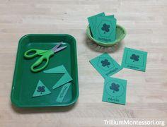 A St. Patrick's Day Theme - Trillium Montessori