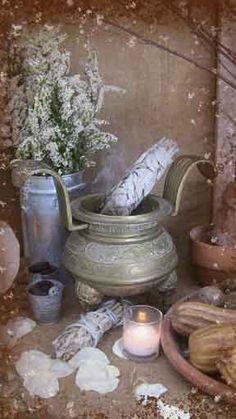 Altars:  Simple