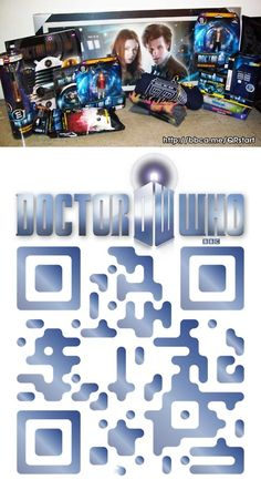 Play Doctor Who's Clues QR Scavenger Hunt, Prizes Ensue  Going to Comic-Con? Be sure to play BBC America's Doctor Who's Clues QR Scavenger Hunt – and win a 'Who'-mazing ultimate DW collection prize pack!http://bbca.me/QRstartHow do you play? Keep your eyes peeled for codes as soon as you step out of your TARDIS in San Diego. Find the QR codes, scattered across key DW locations on the Exhibition Floor. Need a helping hand? Check-out the map here:http://bbca.me/DWQRmapScan the code with…