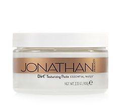 """Jonathan Dirt Texturizing Paste, $14 from Beauty Bar 
