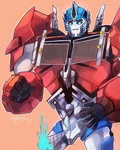 - *catches it in a bowl* no way I am letting an ice cream drop! Transformers Autobots, Transformers Characters, Transformers Optimus Prime, Robot Art, Rescue Bots, Clear Card, Ice Cream, Fan Art, Learning