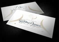 Best Typography Business Cards Inspirations