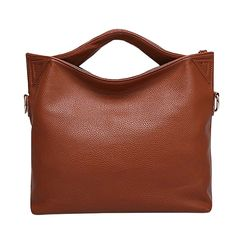 Melete Women's Handbag Genuine Leather Tote Shoulder Bags Soft Hot * See this great image  : Shoulder Handbags