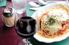 Get yourself (red) sauced at Nonna Bella Country Italian Restaurant