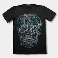 Electric Skull Unisex Kids T-shirt Custom Flags, Shirt Template, Custom Design, Unisex, Trending Outfits, Mens Tops, Electric, T Shirt, Skull