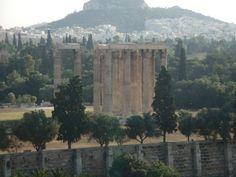 Temple of the Olympian Zeus