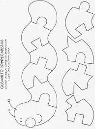 Resultado de imagen de moldes de arañas para quiet book