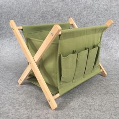 2018 Foldable, Two Colors Black And Green, Containing Small Pockets, Medium Rectangular Sundries, Practical Appliances Can Be Placed On The Groun From Shnaia111, $20.11 | DHgate.Com Storage Baskets, Appliances, Pockets, Canning, Medium, Colors, Green, Furniture, Black