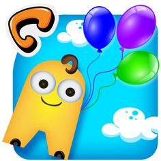 Color- and shape-recognition skills are honed-in to perfection when children burst the swaying balloons in the 'Kids Color Shape Balloon Game' -- the tactile-tornado of learning that is whirling across Google Play Store.