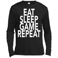 Hi everybody!   Eat Sleep Game Repeat T-Shirt Gift For Gamer Gaming Lover - Long Sleeve Tee https://vistatee.com/product/eat-sleep-game-repeat-t-shirt-gift-for-gamer-gaming-lover-long-sleeve-tee/  #EatSleepGameRepeatTShirtGiftForGamerGamingLoverLongSleeveTee  #EatSleeve #Sleep #GameLoverTee #RepeatTGamingSleeve #TLongSleeve #Shirt #Gift #For