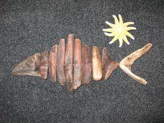 Driftwood Fish...Jack Mackerel....Waiitiboy.