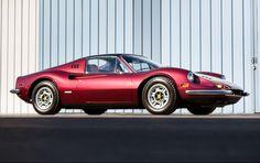 1973 Ferrari Dino 246 GTS                                                                                                                                                                                 More