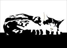 Cat Naps ~ artist Sebastiano Ranchetti, through Animalarium   #art #illustration