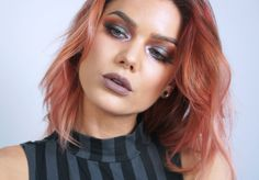 【ρinterest: ⚜ LizSanez✫☽】   //♡ Linda Hallberg Makeup - daydreaming