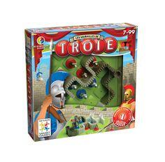 Les Murailles de Troie - (7-99 ans)