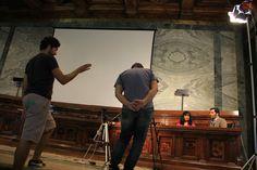 Seed MediaAgency @ work for Teenage Workshop — presso Centro Congressi Università degli Studi di Napoli - Federico II.