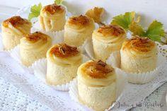 piononos, dulces , recetas de piononos, como hacer pinonos
